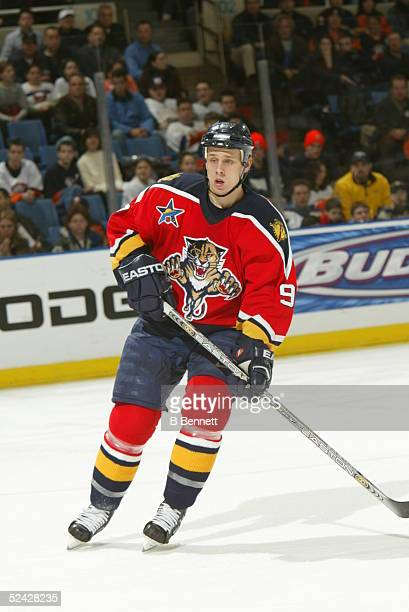 Player Stephen Weiss of the Florida Panthers