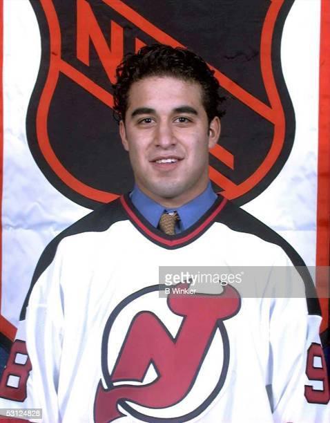 Scott Gomez, pick, New Jersey Devils.