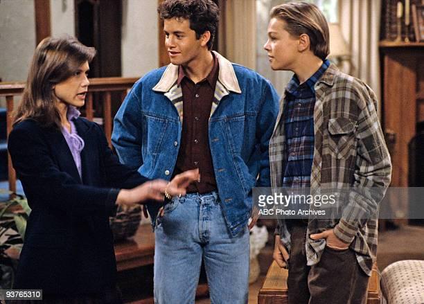 PAINS B=MC2 Season Seven 11/30/91 Tracey Gold Kirk Cameron Leonardo DiCaprio