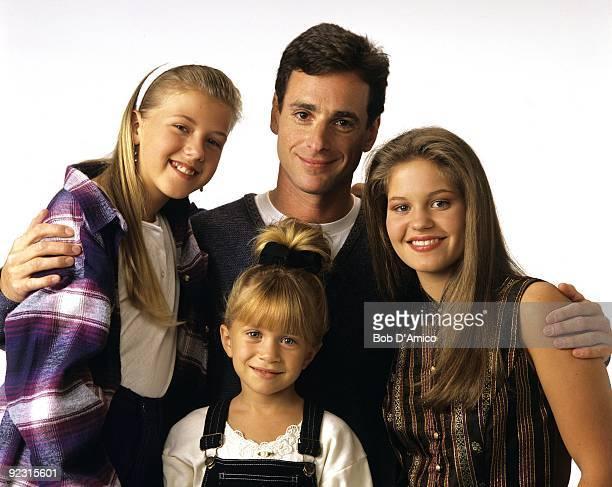 HOUSE Season Seven Gallery 9/14/93 Jodie Sweetin Bob Saget Ashley Olsen Candace Cameron