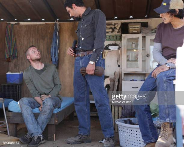 Episode Four Luis learns about the fate of his son as Coy devises a plan to get himself off the farm Jeanette tries to plead her case about the...