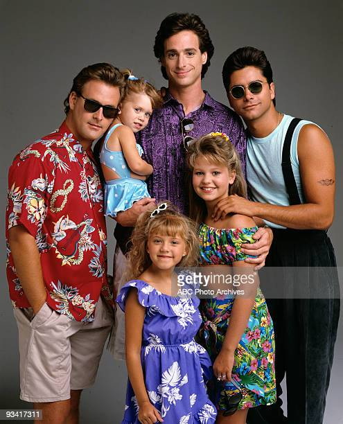 HOUSE Season Three 'Tanner's Island' 9/22/88 Joey Michelle Danny Stephanie DJ and Jesse went to Hawaii