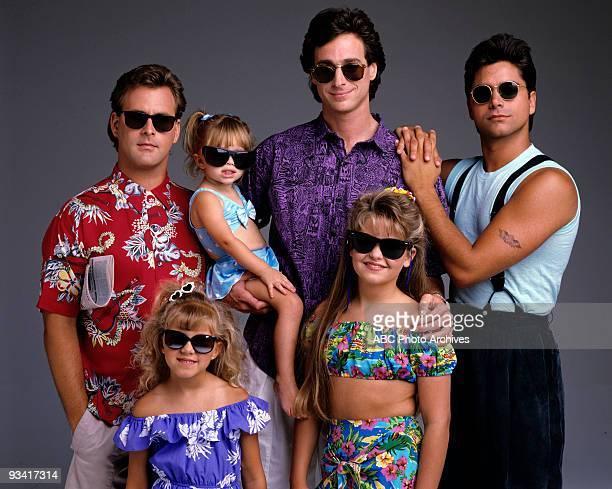 HOUSE Season Three 'Tanner's Island' 9/22/88 Joey Stephanie Michelle Danny DJ and Jesse went to Hawaii