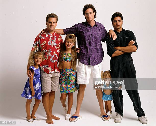 HOUSE Season Three 'Tanner's Island' 9/22/88 Stephanie Joey DJ Danny Michelle and Jesse went to Hawaii