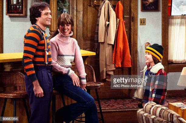 MORK MINDY Season Two Little Orphan Morkie 1980 Robin Williams Pam Dawber Noah Hathaway
