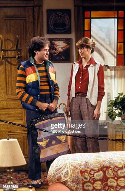 MORK MINDY Season Two Mork VS The Necrotrons 1979 Robin Williams Pam Dawber