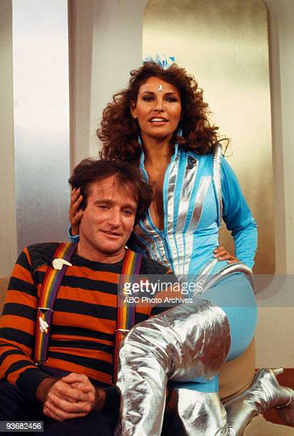 MORK MINDY Season Two Mork VS The Necrotrons 1979 Robin Williams Raquel Welch