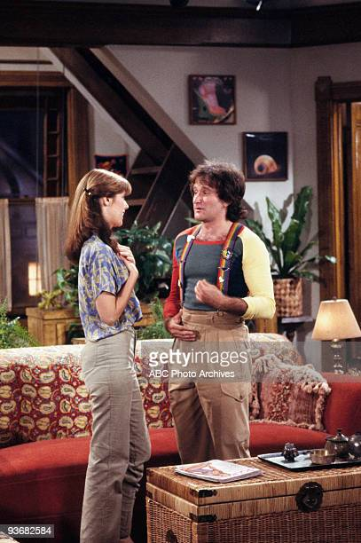 MORK MINDY Season Two Stark Raving Mork 1979 Pam Dawber Robin Williams