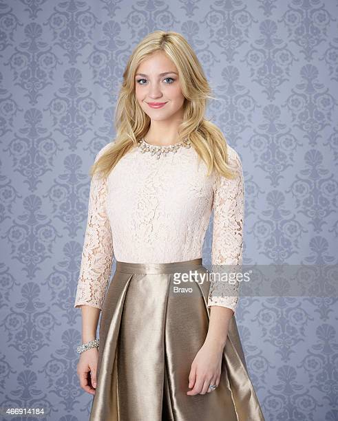 1 Pictured Abby Elliott as Brooke