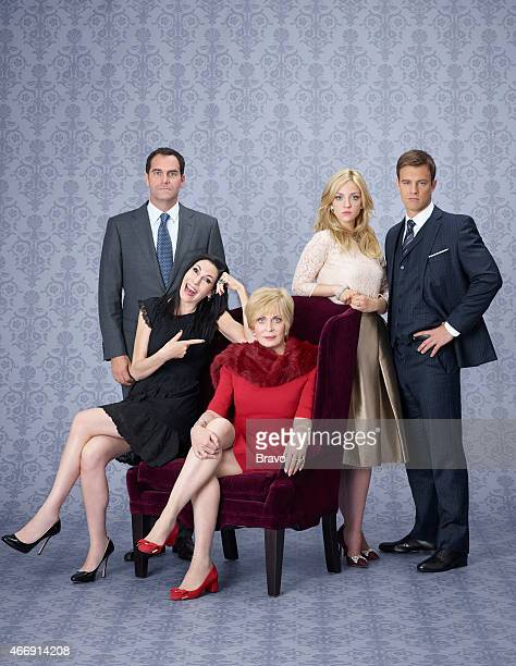 1 Pictured Andy Buckley as Andy Jill Kargman as Jill Joanna Cassidy as Candace Abby Elliott as Brooke Sean Kleier as Lex