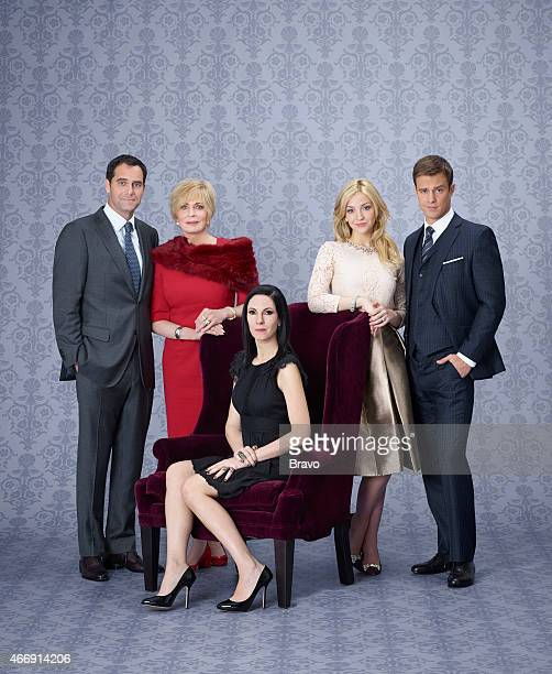 1 Pictured Andy Buckley as Andy Joanna Cassidy as Candace Jill Kargman as Jill Abby Elliott as Brooke Sean Kleier as Lex