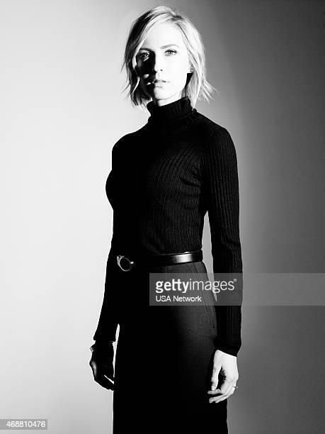 1 Pictured Beth Riesgraf as Samantha Ellison