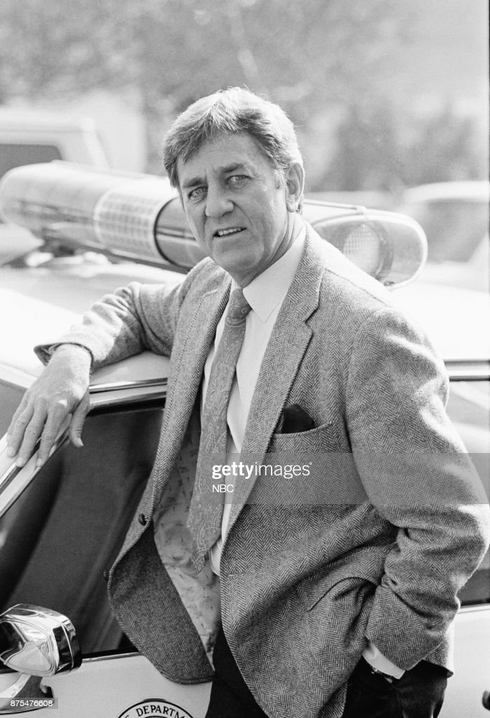 1 -- Pictured: Don Meredith as Detective Foley --