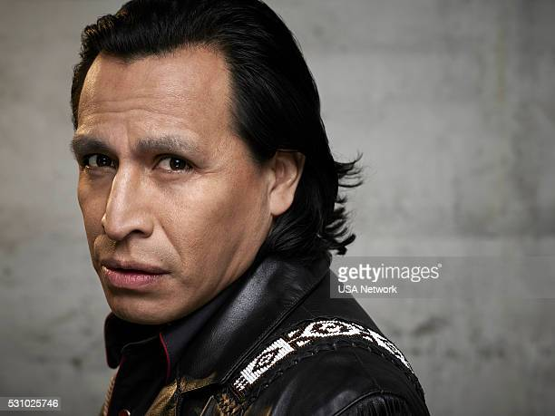 1 Pictured Gerardo Taracena as Cesar Batman Guemes