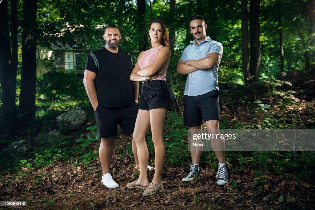 "NY: BRAVO'S ""Backyard Envy""- Season 1"