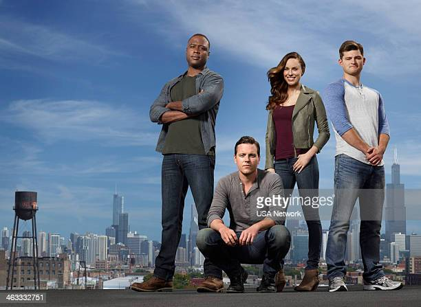 1 Pictured Kevin Daniels as Hank St Clare Michael Mosley as Johnny Farrell Jessica McNamee as Theresa Kelly Kevin Bigley as Brian Czyk