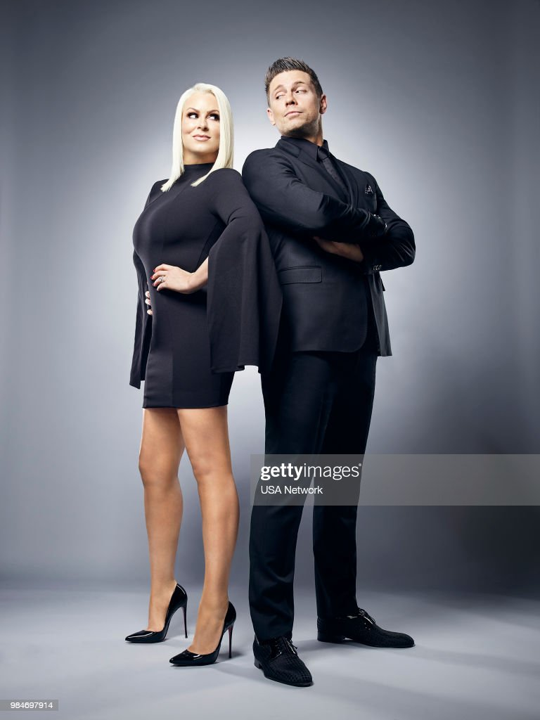 "USA Network's ""Miz & Mrs"" - Episodic"