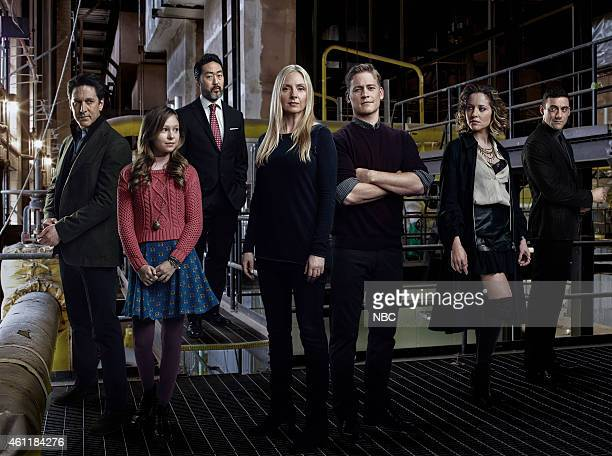 1 Pictured Scott Cohen as Mark O'Connor Alex Peters as Sarah O'Connor Kenneth Choi as Sam Luttrell Hope Davis as Katya O'Connor Gavin Stenhouse as...