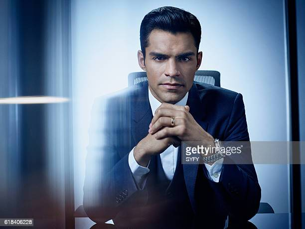 1 Pictured Sean Teale as Ben Larson