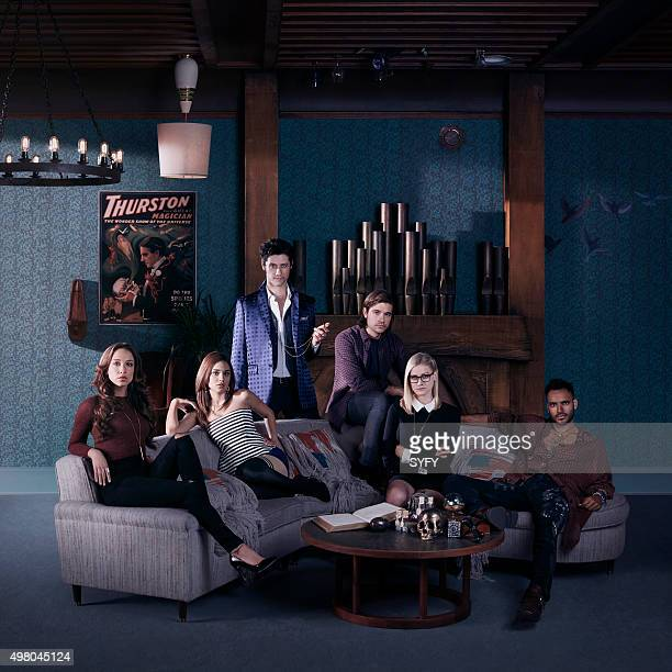 1 Pictured Stella Maeve as Julia Summer Bishil as Margo Hale Appleman as Eliot Jason Ralph as Quentin Olivia Taylor Dudley as Alice Arjun Gupta as...