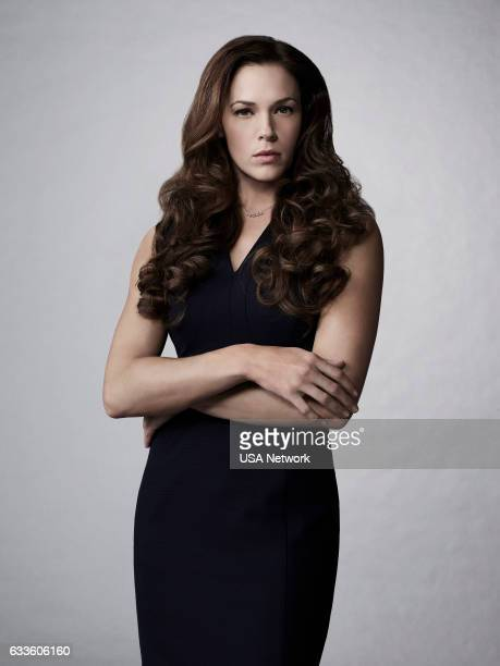 2 Pictured Amanda Righetti as Maddie