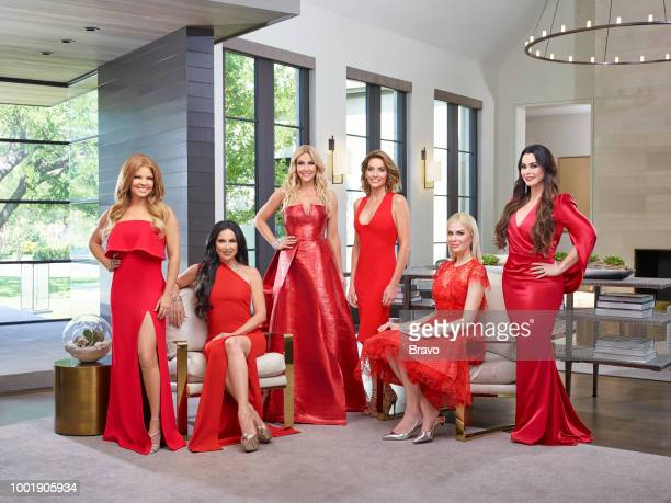 2 Pictured Brandi Redmond LeeAnne Locken Stephanie Hollman Cary Deuber Kameron Westcott D'Andra Simmons