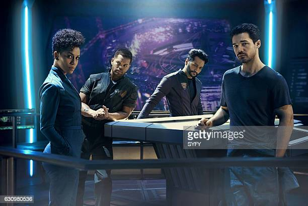 2 Pictured Dominique Tipper as Naomi Nagata Wes Chatham as Amos Burton Cas Anvar as Alex Kamal Steven Strait as Earther James Holden