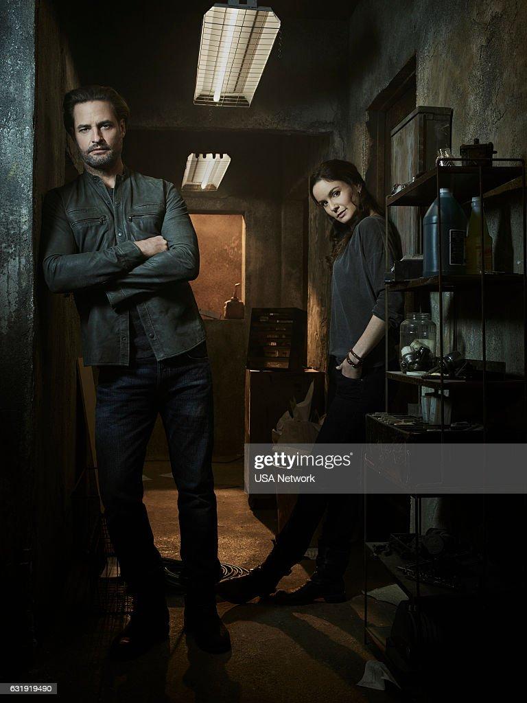 Josh Holloway as Will Bowman, Sarah Wayne Callies as Katie Bowman --