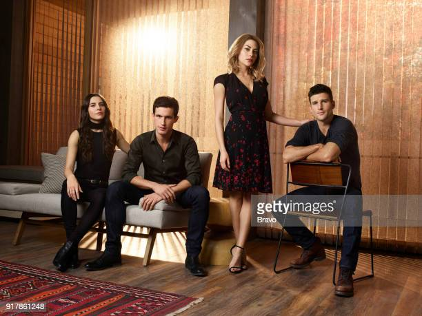 2 Pictured Marianne Rendon as Jules Rob Heaps as Ezra Inbar Lavi as Maddie Parker Young as Richard