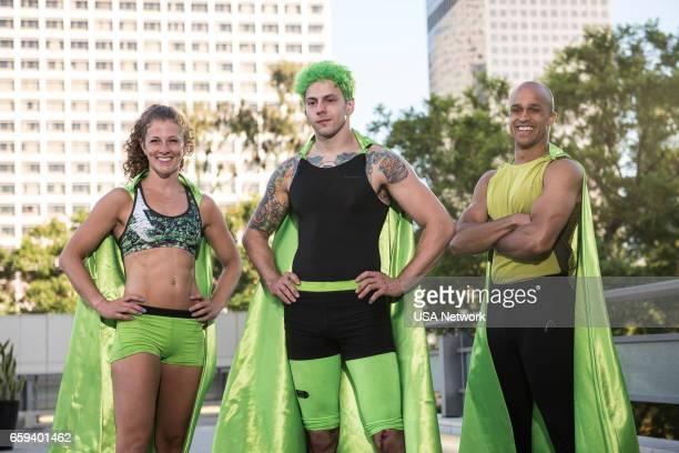 2 Pictured Team Superhero Squad Rachael Goldstein Jamie Rahn Sean Darling Hammond