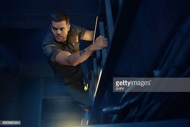 Season:2 -- Pictured: Wes Chatham as Amos Burton --