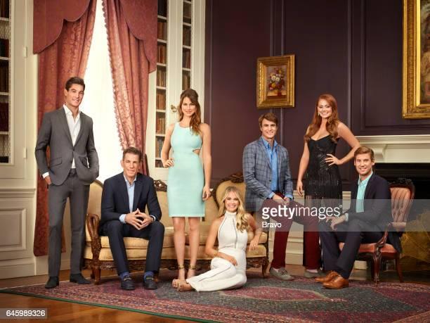Season:4 -- Pictured: Craig Conover, Thomas Ravenel, Landon Clements, Cameran Eubanks, Shepard Rose, Kathryn Calhoun Dennis, Austen Kroll --
