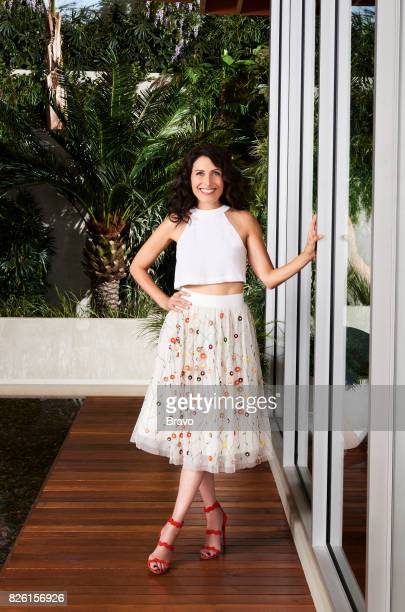 GIRLFRIENDS' GUIDE TO DIVORCE Season4 Pictured Lisa Edelstein as Abby McCarthy