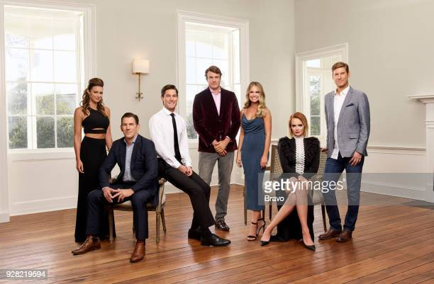 Season:5 -- Pictured: Chelsea Meissner, Thomas Ravenel, Craig Conover, Shepard Rose, Cameran Eubanks, Kathryn Dennis, Austen Kroll --