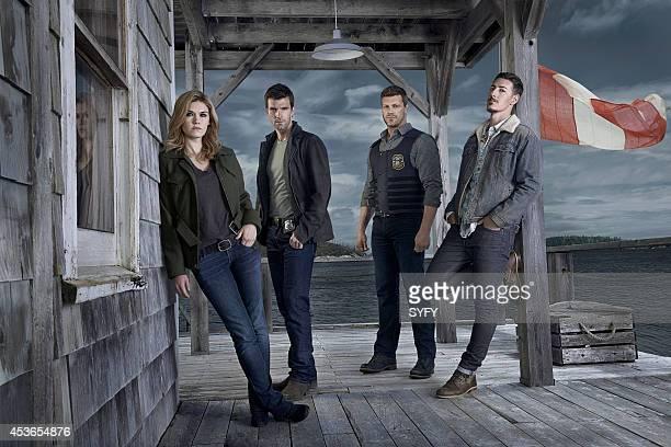 5 Pictured Emily Rose as Audrey Parker Lucas Bryant as Nathan Wuornos Adam Copeland as Dwight Hendrickson Eric Balfour as Duke Crocker