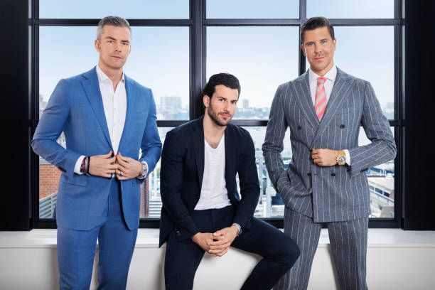 "NY: Bravo's ""Million Dollar Listing New York"" - Season 8"
