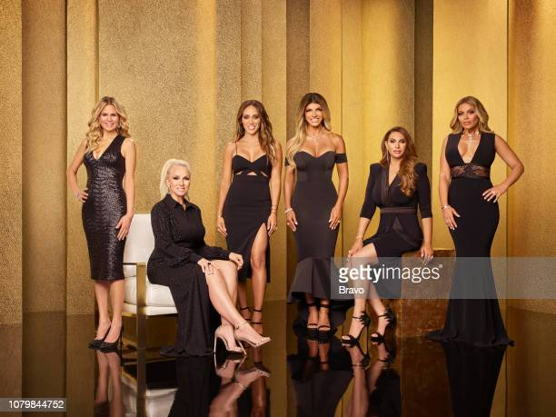 Season:9 -- Pictured: Jackie Goldschneider, Margaret Josephs, Melissa Gorga, Teresa Giudice, Jennifer Aydin, Dolores Catania --