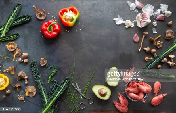 seasonal ingredients sweden - savannah wishart foto e immagini stock