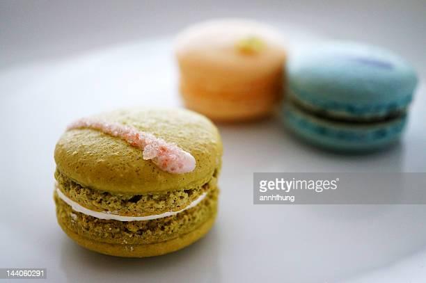 Seasonal Macarons