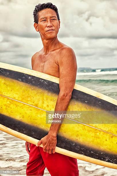 Seasoned Surfer