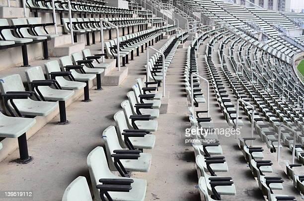 Seat in the stadium