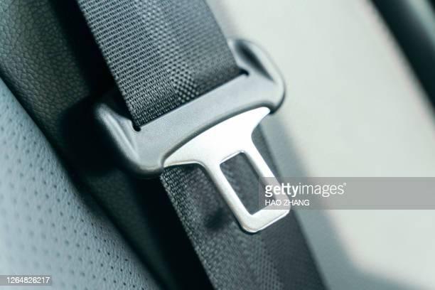 seatbelt - blauwe riem stockfoto's en -beelden