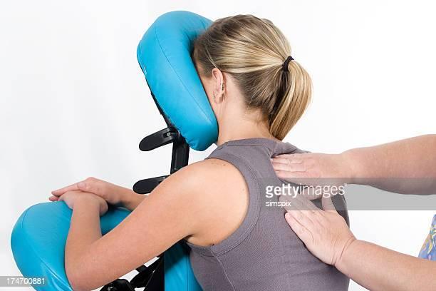 seated massage
