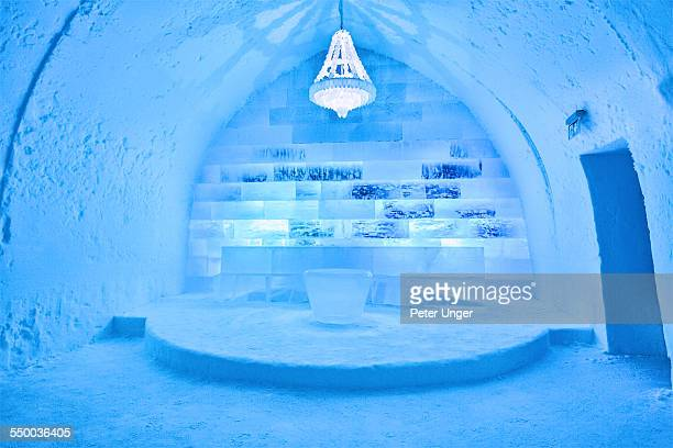 Ice Hotel Sweden Stock Photos and Pictures | Getty Images