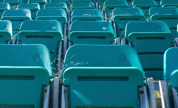 Seating At Whitehawk Fc Football Ground