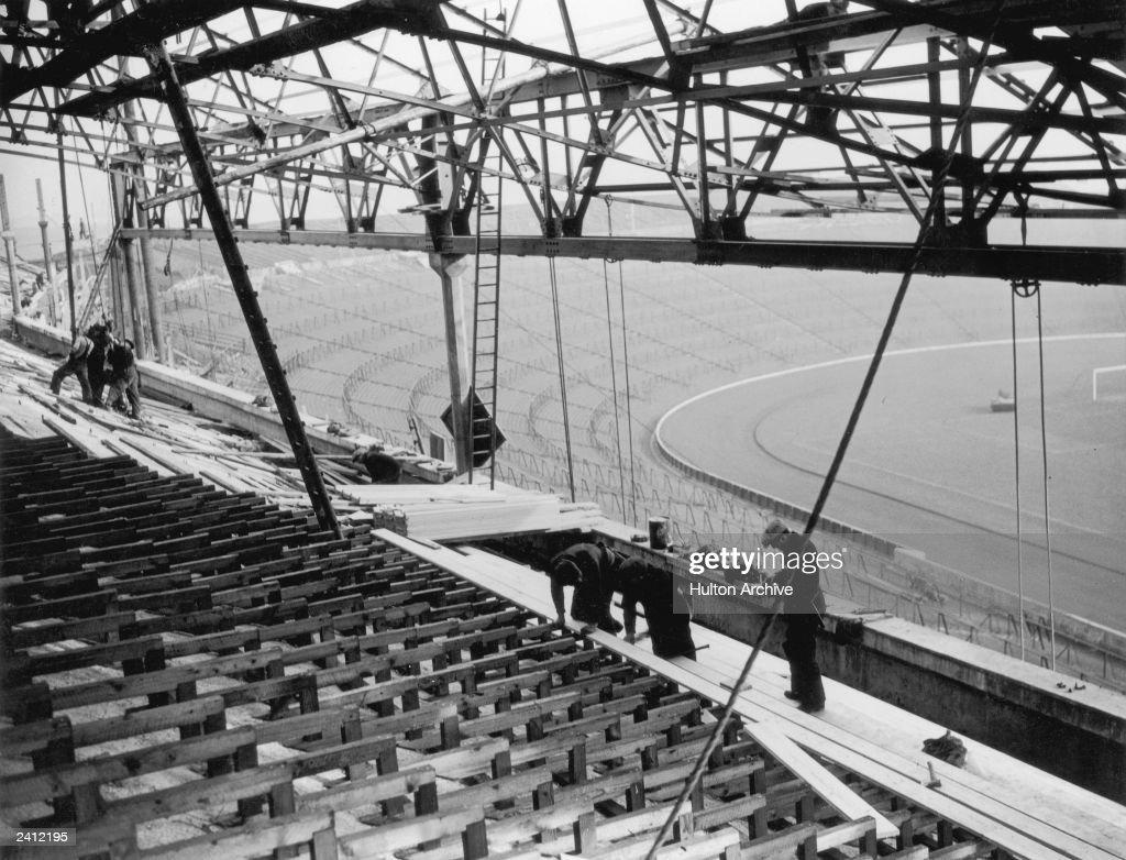 Glasgow Ground : News Photo