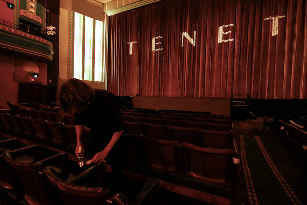 AUS: Cinemas Reopen In Melbourne As Victoria's COVID-19 Restrictions Ease Further