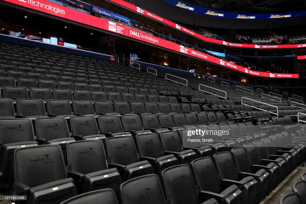 New York Knicks v Washington Wizards : News Photo