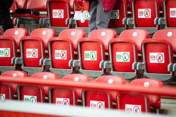 DEU: BUNDESLIGA - 1.FC Union Berlin v FC Augsburg