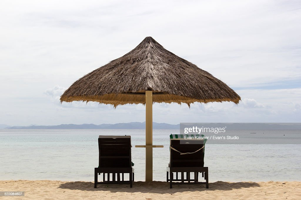 Seats for Two : Stock Photo